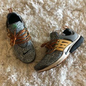 "big sale 8320e 2cbc5 Nike Shoes - Nike Air Presto ""Safari"""